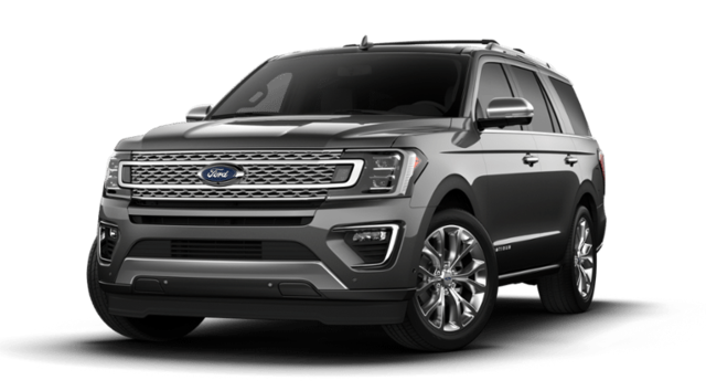 New 2018 Ford Expedition Platinum SUV for sale in Waycross